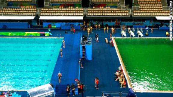 green-olympics