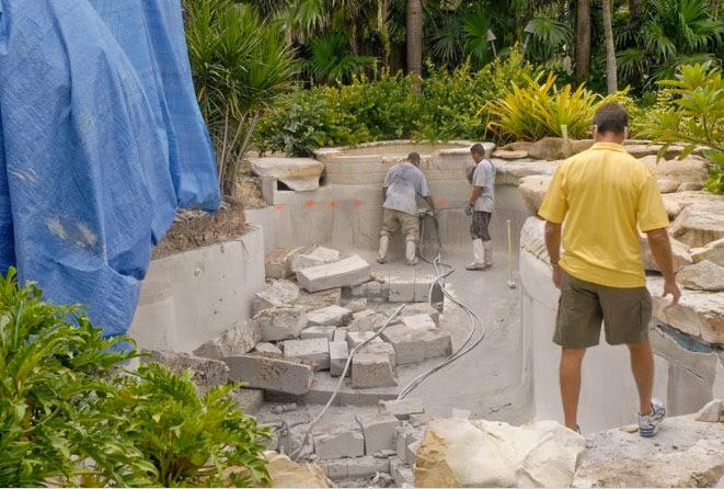 pool renovation naples